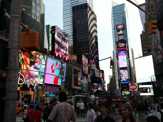 The London NYC: Time Square