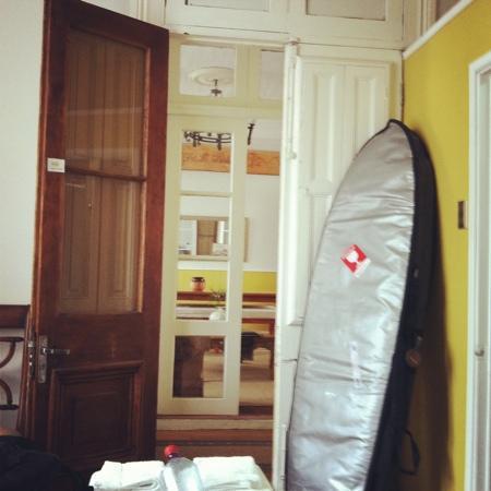 La Casa de Henao: front room
