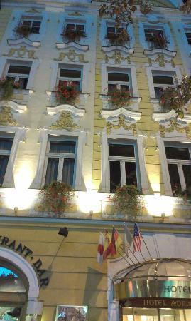 Adria Hotel Prague: hotel