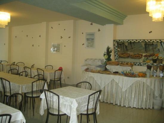 Albergo Hotel Ricchi : Salle à manger