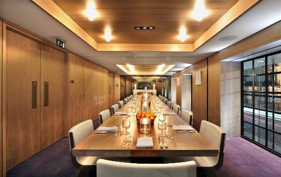 The Hari: The Muse Private Dining