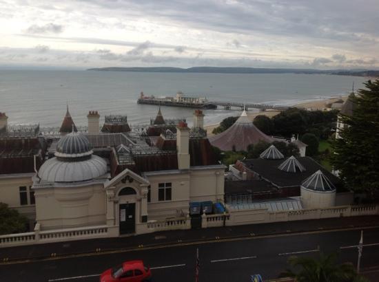 Marsham Court Hotel: view from room.