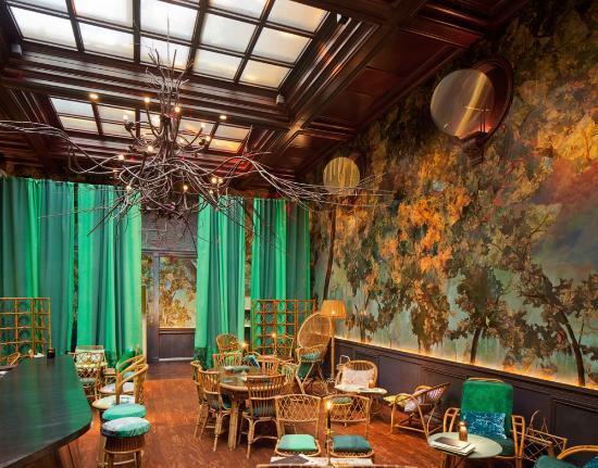Sketch Restaurant Review