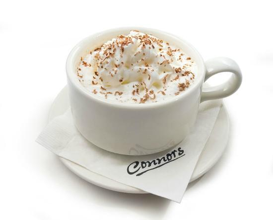 Connors Steak & Seafood : Cappuccino Royale