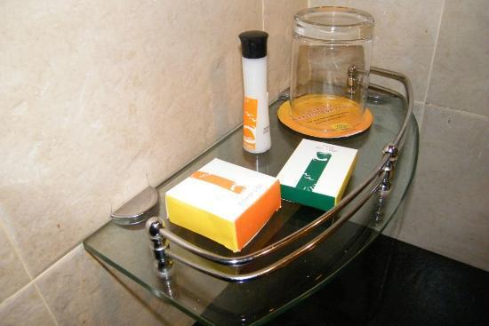 Club Mahindra Manali: Toilet