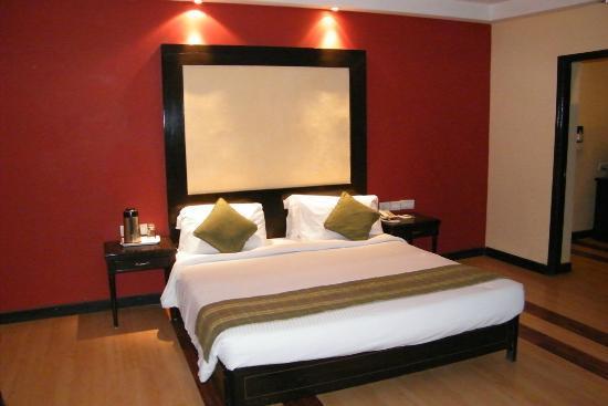 คลับ มหินทรา สโนว์พีคส์: Bedroom