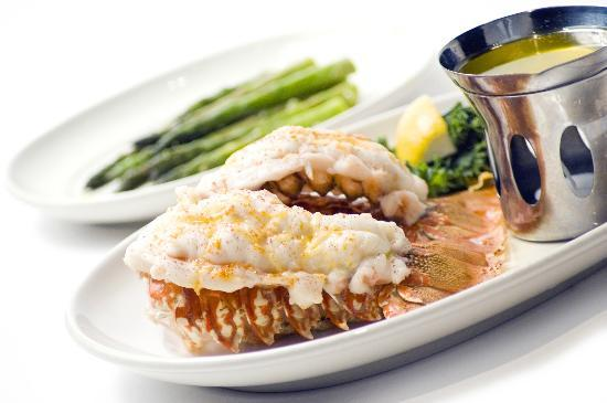 Connors Steak & Seafood : Cold Water Lobster Tails