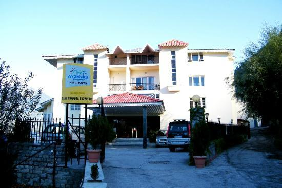 Club Mahindra Manali: The resort