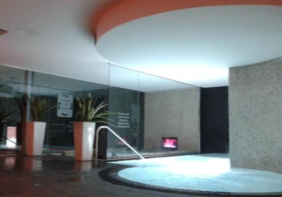 Doubletree by Hilton Chester: Just a small part of the Spa area
