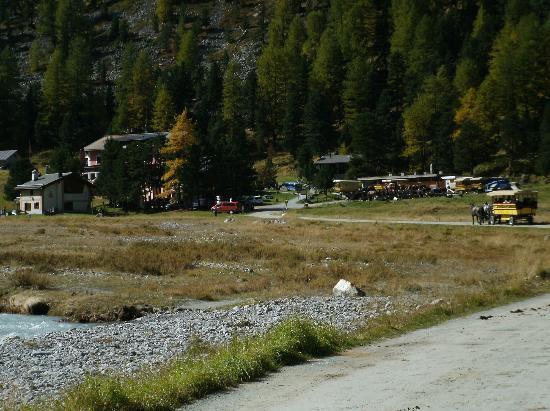 Hotel Roseg Gletscher: hotel