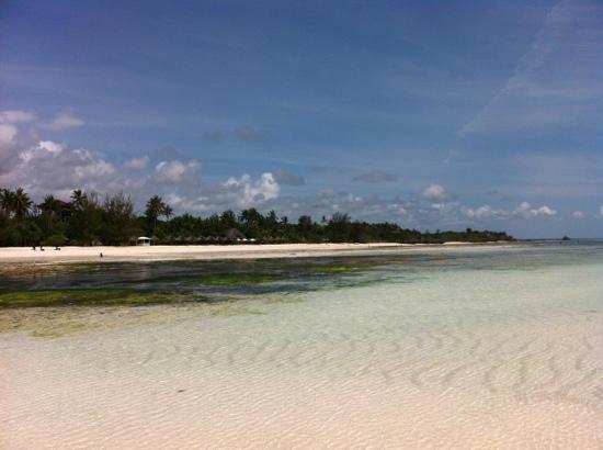 Melia Zanzibar: vue Gabi Beach