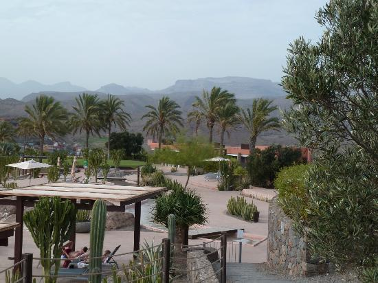 Sheraton Gran Canaria Salobre Golf Resort: Garten und Poolanlage auf dem Dach 