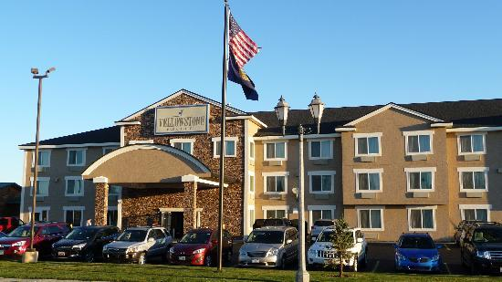 Yellowstone Park Hotel: Esterno