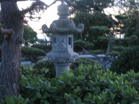 Steveston Heritage Fishing Village: The Japanese garden