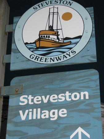 Steveston Heritage Fishing Village: Welcome to Steveston