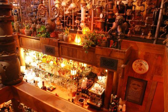 McMenamins Kennedy School: The Boiler Room Bar