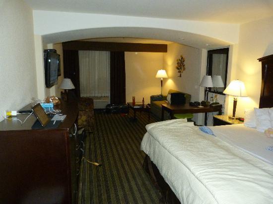 La Quinta Inn & Suites Fowler : Unser Zimmer