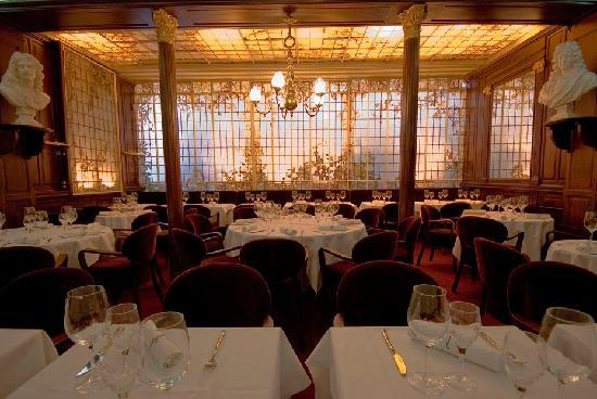Restaurant Le Gallopin Paris
