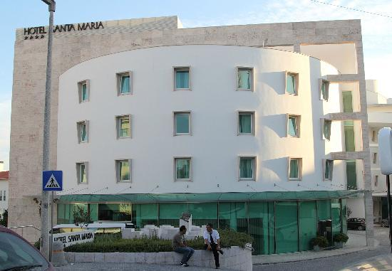 Santa Maria Hotel -- Fatima: Hotellet