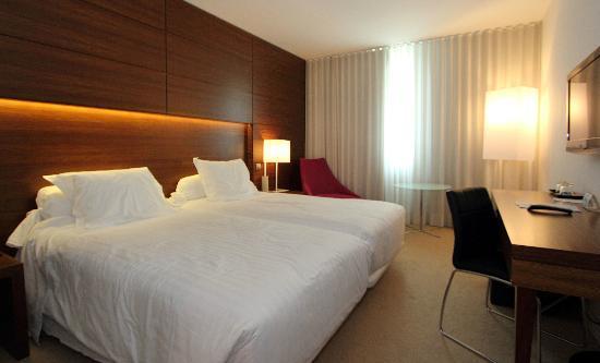 Santa Maria Hotel -- Fatima: værelset