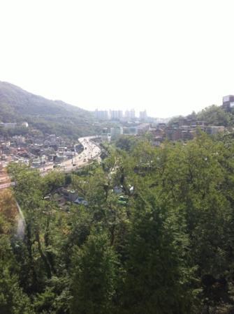 Grand Hilton Seoul: 1238 the view