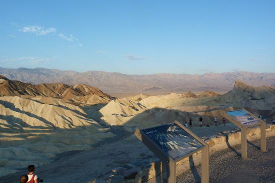 The Oasis at Death Valley: Zabriskie Point