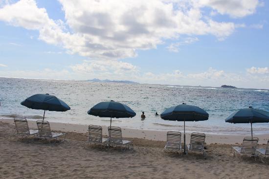 Oyster Bay Beach Resort: Dawn Beach