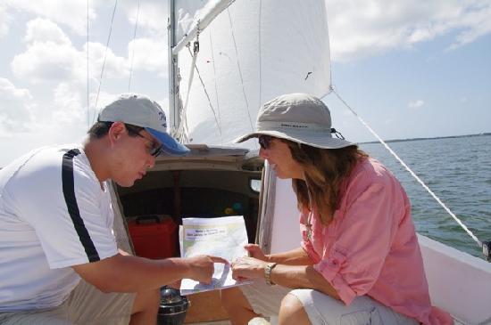 American Sailing Academy: Individual Sailing Lessons