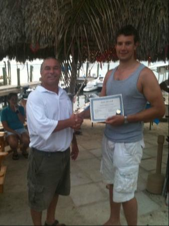 American Sailing Academy: Certificate of Completion
