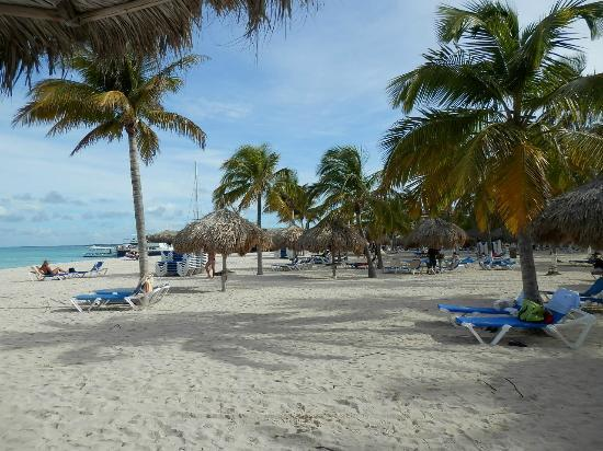 Hotel Riu Palace Aruba: Lovely beach