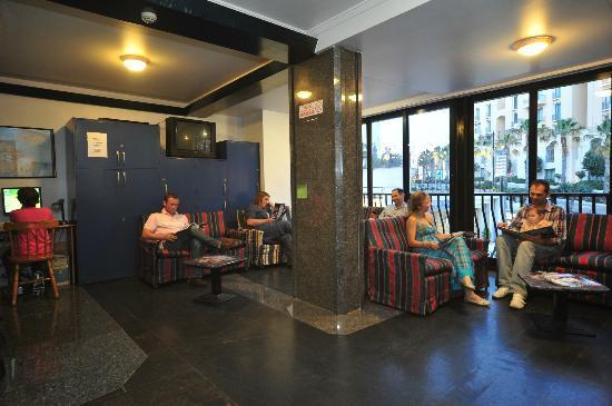 Rokna: Lounge