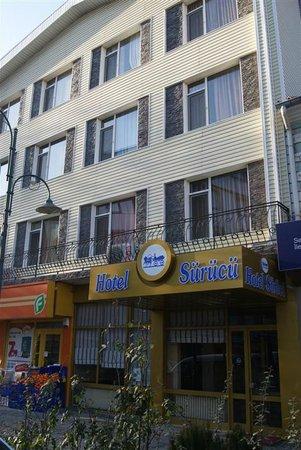 Luleburgaz, Turkiet: Otel
