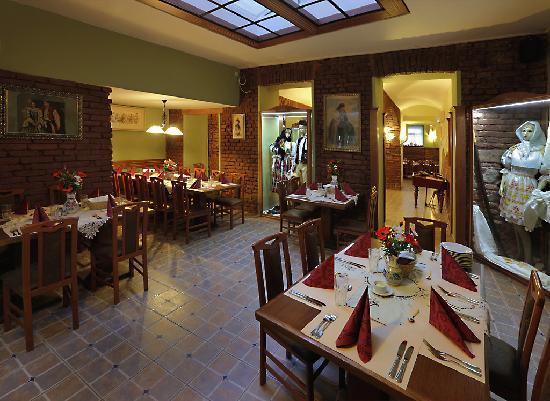Restaurant Michal atrium