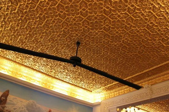 CASA Colombo Collection : interesting ceiling