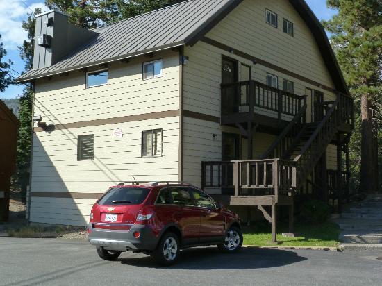 Austria Hof Lodge: Ferienwohnung von außen