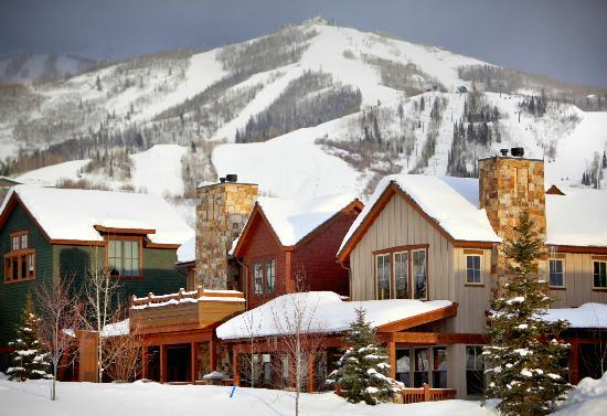 The Porches: The perfect place to enjoy your ski vacation