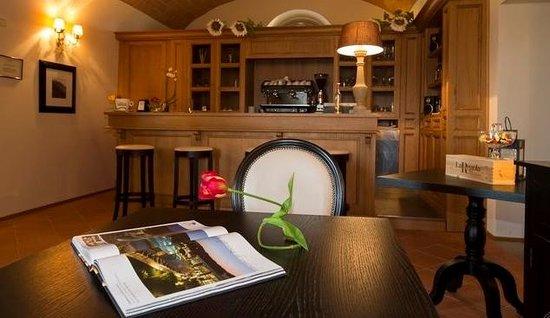 Ristorante del Borgo: Area Bar