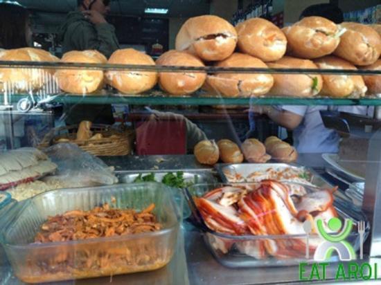 Lien Hoa: ขนมปังฝรั่งเศสมีหลายหน้าให้เลือก