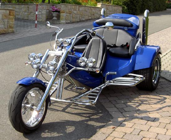 Trike Travels