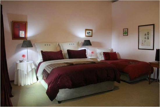 Saint du Barrys: Bedroom