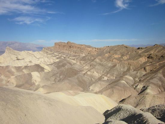 The Oasis at Death Valley: Sunrise over Zabriskie Point