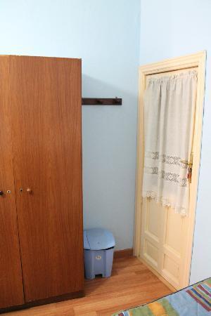 Hostal Loyola : Detalle de la puerta
