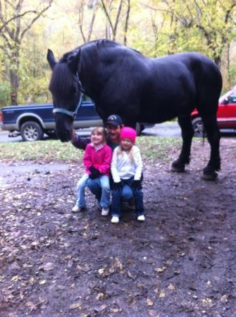 Smokemont Riding Stables : Our girls loved this place!