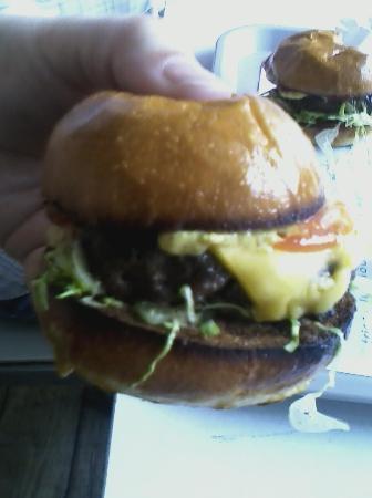 Pop Burger Slider