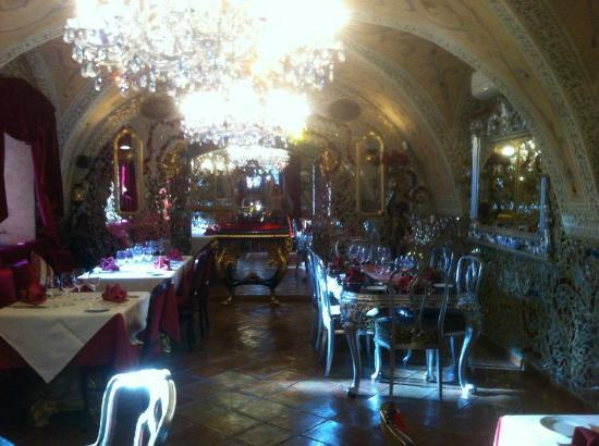 Alchymist Nosticova Palace : Another eating room