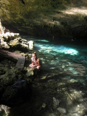 Tulum Bazaar: Cenote - Photo Credit Mannie