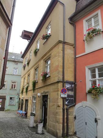 Hotel Molitor Mitten In Der Altstadt Bild Von Altstadthotel