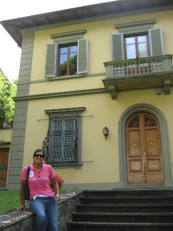 Casa di Mina: Entrada