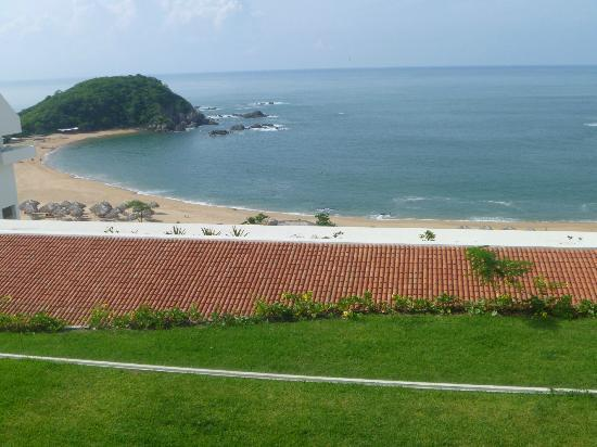 Secrets Huatulco Resort & Spa: Views
