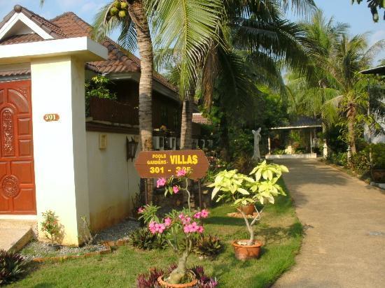 The Privacy Beach Resort & Spa: Hotelgelände